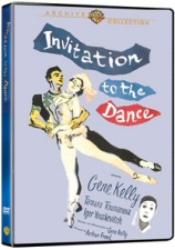 Invitation to the Dance DVD