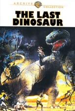 Last Dinosaur DVD