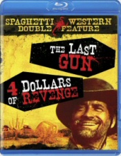 Last Gun and 4 Dollars of Revenge Blu-Ray