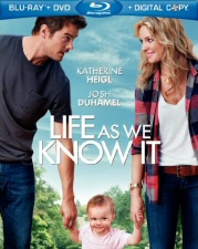 Life As We Know It Blu-Ray