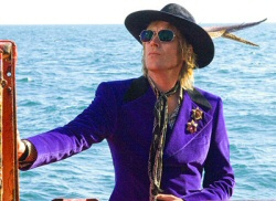Rhys Ifans from Pirate Radio