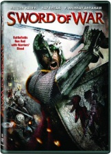 Sword of War DVD