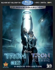 Tron 2-Movie Collection Blu-Ray