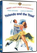 Yolanda and the Thief DVD