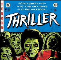 Zombie Thriller t-shirt from Tshirt Bordello