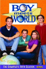 Boy Meets World Season 5 DVD