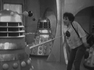 Doctor Who: Daleks: Violate!