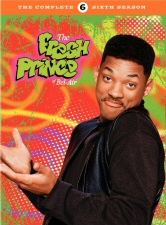 Fresh Prince Season 6 DVD