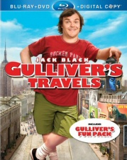 Gulliver's Travels Blu-Ray