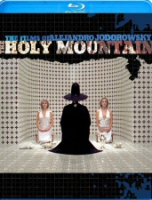 The Holy Mountain Blu-Ray