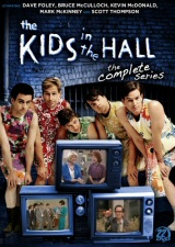 Kids in the Hall Complete Series Megaset