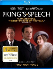 King's Speech Blu-Ray