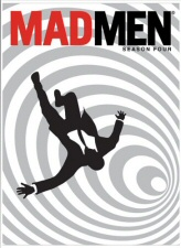 Mad Men Season 4 DVD