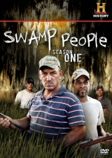 Swamp People Season 1 DVD