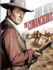 Comancheros Blu-Ray