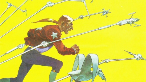 Incal by Moebius