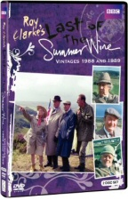 Last of the Summer Wine: Vintages 1988 and 1989 DVD