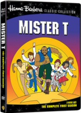 Mister T: The Complete First Season DVD