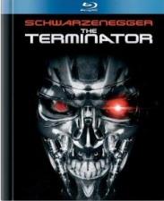 Terminator Blu-Ray Book