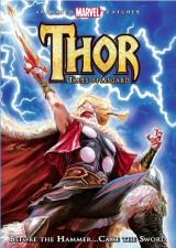 Thor: Tales of Asgard DVD