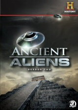 Ancient Aliens Season 2 DVD