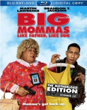 Big Mommas: Like Father, Like Son Blu-Ray