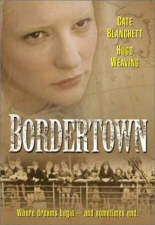 Bordertown Complete Series DVD
