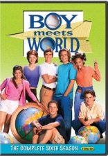Boy Meets World Season 6 DVD