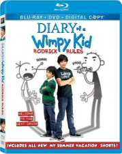 Diary of a Wimpy Kid: Rodrick Rules Blu-Ray