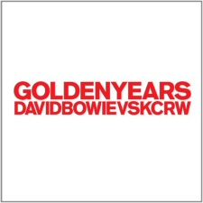 David Bowie vs. KCRW Golden Years Remix CD
