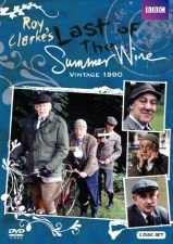 Last of the Summer Wine 1990 DVD