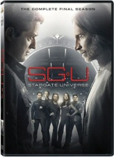 SGU: Stargate Universe: Final Season DVD