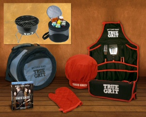 True Grit prize pack