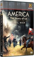 America: Story of Us: Civil War DVD