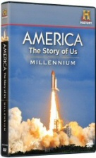 America: Story of Us: Millennium DVD