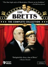 Bretts Complete Collection DVD