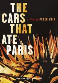 Cars That Ate Paris DVD