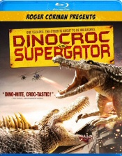Dinocroc vs. Supergator Blu-Ray