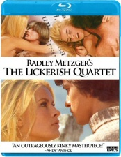 Lickerish Quartet Blu-Ray
