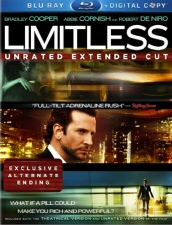 Limitless Blu-Ray