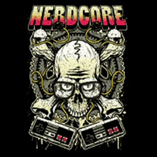 Nerdcore T-Shirt from Tshirt Bordello