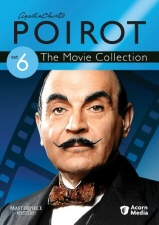 Poirot: The Movie Collection Set 6 DVD