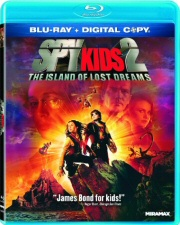 Spy Kids 2: Island of Lost Dreams Blu-Ray