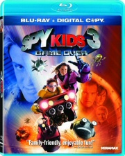 Spy Kids 3: Game Over Blu-Ray
