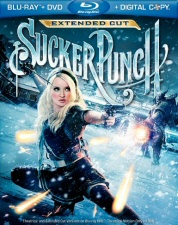 Sucker Punch Blu-Ray