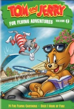 Tom and Jerry: Fur-Flying Adventures, Vol. 2 DVD
