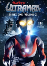 Ultraman Series 1, Vol. 2 DVD
