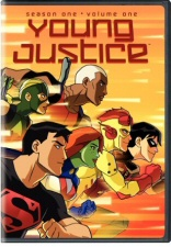 Young Justice Series 1, Vol. 1 DVD