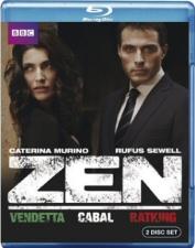 Zen Vendetta Cabal Ratking Blu-Ray