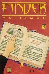 Finder Talisman comic cover